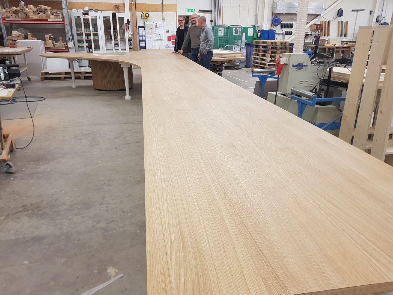 stort bord